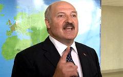 Александр Лукашенко. Стоп-кадр с видео в YouTube