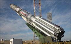 «Протон-М». Фото с сайта federalspace.ru