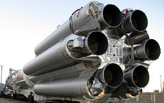 «Протон-М». Фото alexpgp с сайта flickr.com