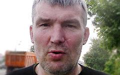 Геннадий Шибанов. Кадр с видео на личной странице «ВКонтакте»