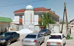 Мечеть на Лавровой улице. Изображение сервиса Google Street View