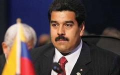 Николас Мадуро. Фото с сайта embavenez.ru