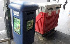 Почтовые ящики на новозеландских улицах. Фото с сайта wikipedia.org
