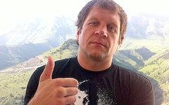 Александр Емельяненко. Фото с сайта emelyanenko.com