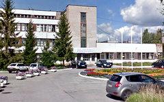 Новгородский завод стекловолокна. Изображение сервиса Google Street View
