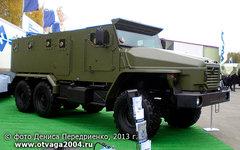 «Урал-4320ВВ». Фото Дениса Передриенко с сайта otvaga2004.ru