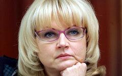 Татьяна Голикова. Фото с сайта government.ru