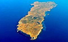 Остров Лампедуза. Фото Luca Siragusa с сайта flickr.com