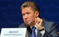 Глава «Газпрома» Алексей Миллер. Фото с сайта gazprom.ru