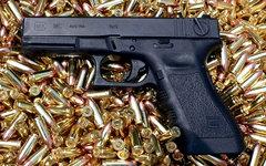 Пистолет Glock. Фото с сайта topwar.ru