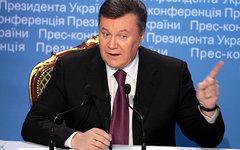 Виктор Янукович © РИА Новости, Григорий Василенко