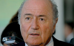 Йозеф Блаттер. Фото Roosewelt Pinheiro с сайта agenciabrasil.ebc.com.br