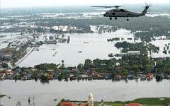 Наводнение в Тайланде. Фото с сайта wikipedia.org
