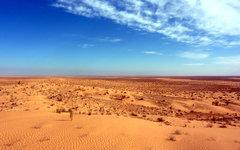 Пустыня Сахара. Фото wonker с сайта flickr.com