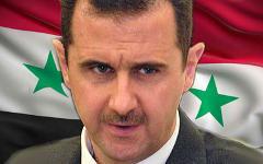 Башар Асад. Коллаж © KM.RU