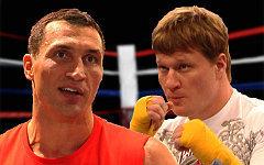 Владимир Кличко и Александр Поветкин. Коллаж © KM.RU
