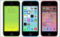 Смартфон iPhone 5c. Фото с сайта apple.com