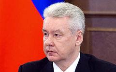 Сергей Собянин. Фото Д.Гришкина с сайта mos.ru