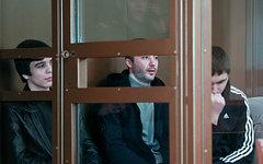 А.Евлоев, И.Яндиев и Б.Хамхоев © РИА Новости, Антон Денисов