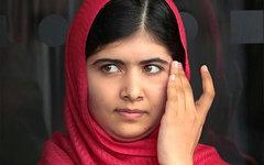 Малала Юсуфзай. Фото с сайта malala-yousafzai.com