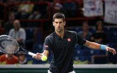 Новак Джокович. Фото с сайта novakdjokovic.com