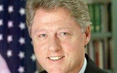 Билл Клинтон. Фото с сайта wikimedia.org