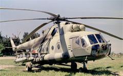 Ми-17. Фото с сайта mi-helicopter.ru