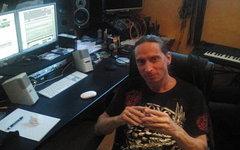 Gamma Ray в студии. Фото с офстраницы группы в Facebook
