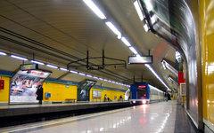 Мадридский метрополитен. Фото Fernando Carmona Gonzalez с сайта flickr.com