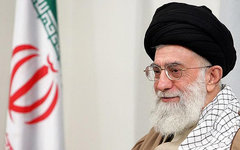 Али Хаменеи. Фото с сайта sajed.ir