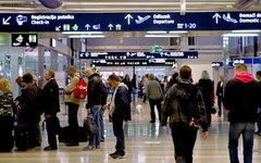 Аэропорт Загреба. Фото с сайта zagreb-airport.hr