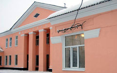 Здание ГУЗ «Инзенская ЦРБ». Фото с сайта crbinza.ru