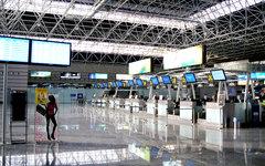 Международный аэропорт Сочи. Фото Александра Соломина с сайта wikipedia.org