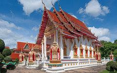 Храм «Ват Карон». Фото с сайта wikimapia.org