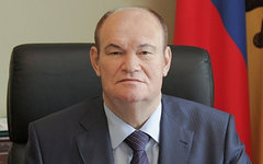 Василий Бочкарев. Фото с сайта penza.ru