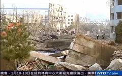Место происшествия. Кадр телеканала NTDTV
