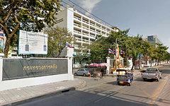 Министерство финансов Тайланда. Изображение сервиса Google Maps