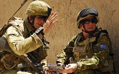 Бойцы НАТО. Фото с сайта nato.int