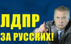 Изображение с сайта ldpr.ru