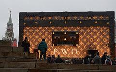 Павильон Louis Vuitton на Красной площади © РИА Новости, Максим Блинов