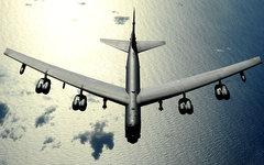 Boeing B-52.Фото Master Sgt. Kevin J. Gruenwald с сайта af.mil