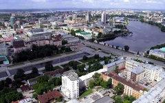 Вид на Екатеринбург. Фото с сайта ekburg.ru