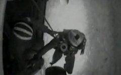 Спасение мигрантов с Гаити. Кадр с видео береговой охраны США