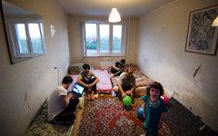 Семья мигрантов снимает квартиру в одном из районов Москвы © РИА Новости, Илья П
