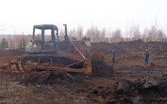 Место происшествия. Фото с сайта mchs.gov.ru