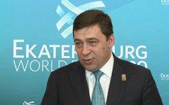Евгений Куйвашев. Фото с сайта gubernator96.ru