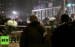 Место происшествия. Кадр телеканала Russia Today
