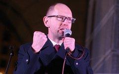 Арсений Яценюк. Фото с сайта batkivshchyna.com.ua