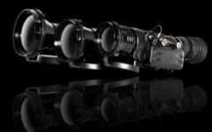 Тепловизионные оптические прицелы. Фото с сайта wht.ru