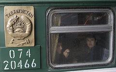 Вагон поезда «Москва-Душанбе» © РИА Новости, Илья Питалев
